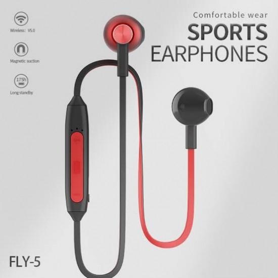 سماعة بلوتوث رياضية fly5